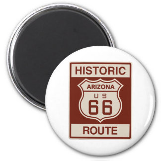 Historic Arizona RT 66 Magnet