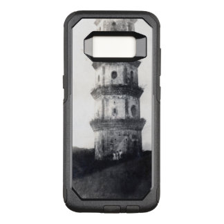 Historic Asian tower building OtterBox Commuter Samsung Galaxy S8 Case