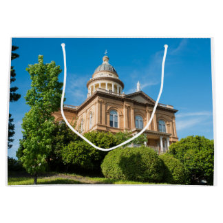 Historic Auburn California Courthouse Large Gift Bag