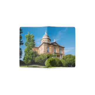 Historic Auburn California Courthouse Passport Holder