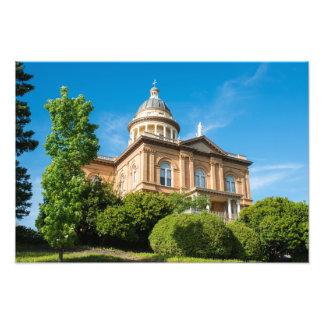 Historic Auburn California Courthouse Photo Print