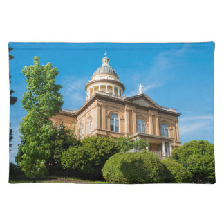 Historic Auburn California Courthouse Placemat