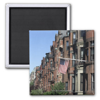 Historic back Bay Area, Boston, Massachusetts Magnet