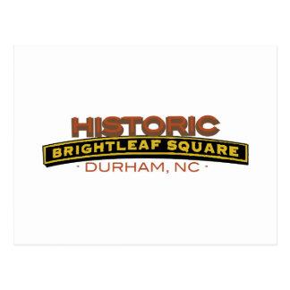 Historic Brightleaf Square Postcard