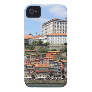 Historic buildings and river, Porto, Portugal iPhone 4 Case-Mate Cases