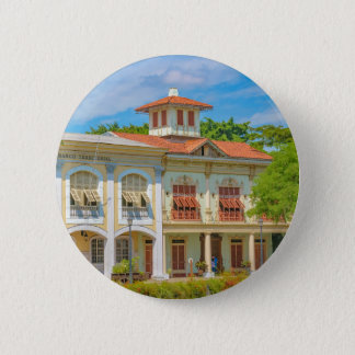 Historic Buildings, Guayaquil, Ecuador 2 Inch Round Button