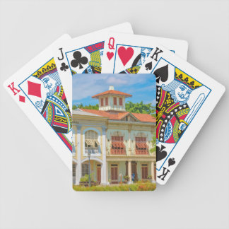 Historic Buildings, Guayaquil, Ecuador Bicycle Playing Cards