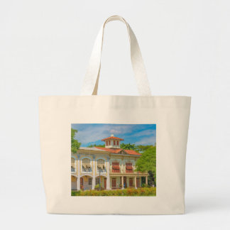 Historic Buildings, Guayaquil, Ecuador Large Tote Bag