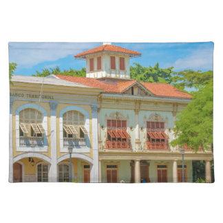 Historic Buildings, Guayaquil, Ecuador Placemat