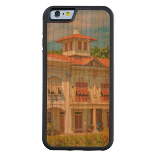 Historic Buildings, Parque Historico, Guayaquil Carved Cherry iPhone 6 Bumper Case