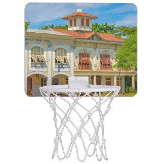 Historic Buildings, Parque Historico, Guayaquil Mini Basketball Hoop