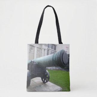 Historic Cannon Tote Bag