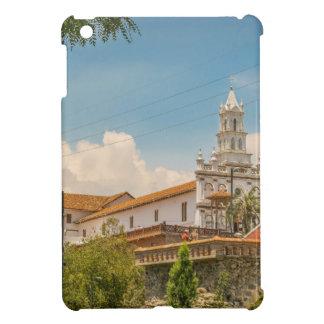 Historic Center of Cuenca, Ecuador iPad Mini Covers