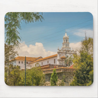 Historic Center of Cuenca, Ecuador Mouse Pad