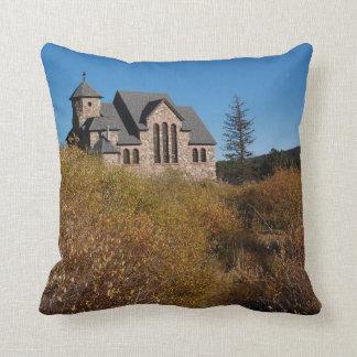 Historic Church in Colorado, USA Pillow