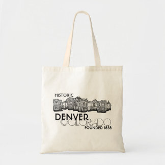 Historic Denver Colorado old town bag
