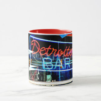 Historic Detroiter Bar on Beaubien Mug