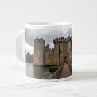 Historic English Castles Bodiam Castle Sussex Large Coffee Mug