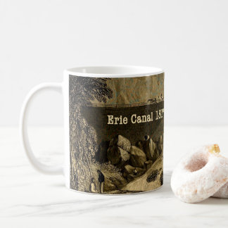 Historic Erie Canal Bicentennial Years Coffee Mug