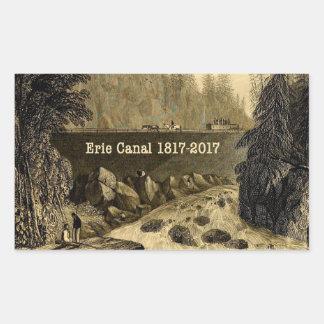 Historic Erie Canal Bicentennial Years Sticker