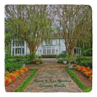 Historic Harry P Leu Gardens & Museum Orlando FL Trivet