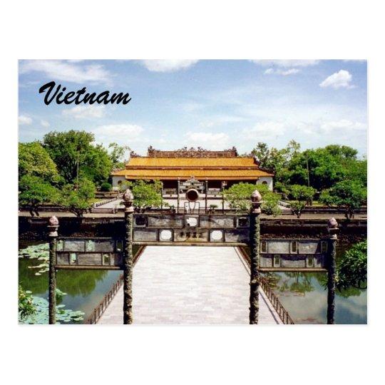 historic hue postcard