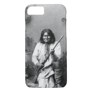 Historic Iconic Native American Indian Geronimo iPhone 8/7 Case