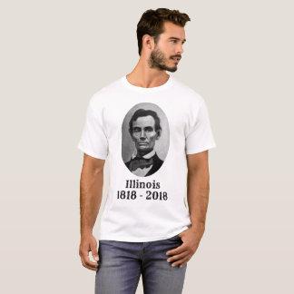 Historic Illinois Bicentennial T-Shirt