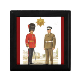 Historic military Uniforms, Coldstream Guards Gift Box
