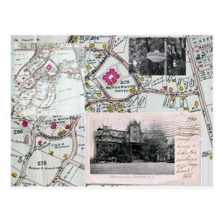 Historic Netherwood Heights Postcard