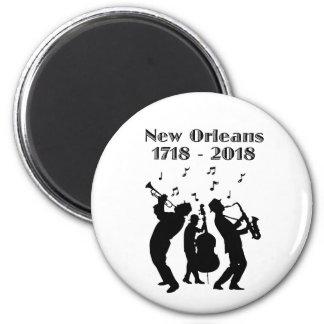 Historic New Orleans Tricentennial Magnet