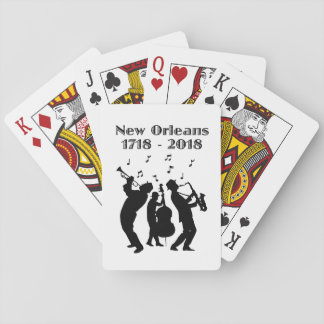 Historic New Orleans Tricentennial Playing Cards