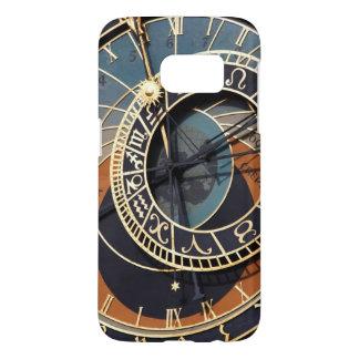 Historic Prague Astronomical Clock Samsung Galaxy S7 Case