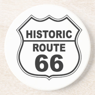 Historic Route 66 Coaster