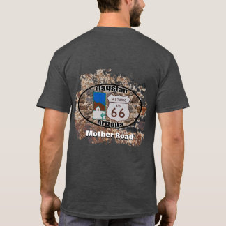 Historic Route 66 ~ Flagstaff, Arizona T-Shirt
