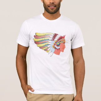 Historic Route 66 Indian Chief T-Shirt