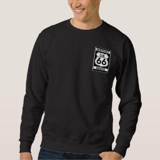 Historic Route 66 Mens Sweatshirt
