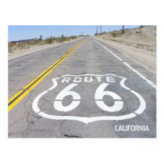 Historic Route 66 Postcard! Postcard