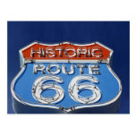 Historic Route 66 Postcards