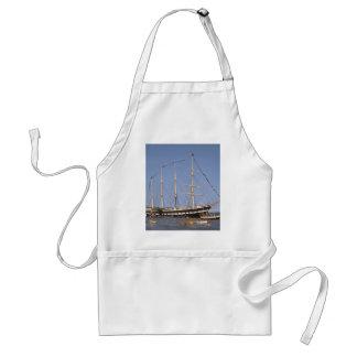 Historic ships aprons
