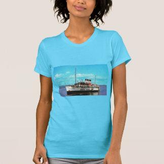 Historic Ships Waverley, British steam yacht T Shirt