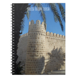 Historic Sousse Medina Scene Tunisia Travelogue Notebooks