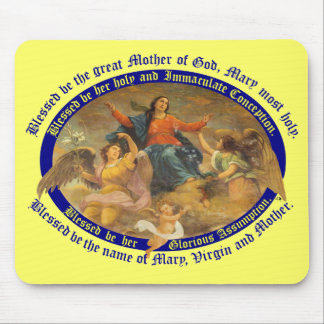 Historic St. Mary's Mousepad