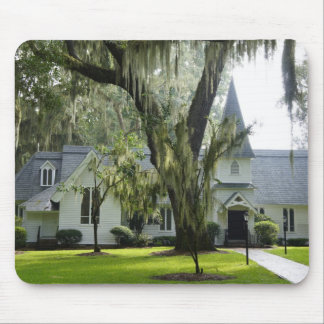 Historic St Simon Mouse Pad