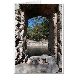 Historic Suwannee Springs Florida Card