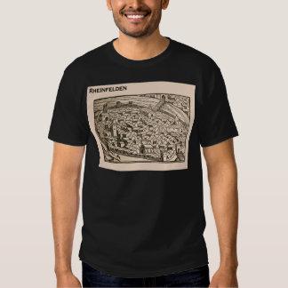 Historic Switzerland, 16th century town T-shirts