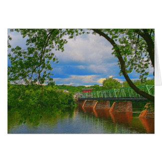 [Historic Truss Bridge] - Any Occasion Card