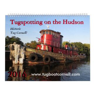 Historic Tug Cornell Calendar