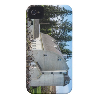 Historic Uniontown Washington Dairy Barn iPhone 4 Case