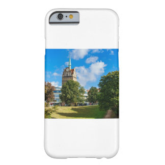 Historical building in Rostock Barely There iPhone 6 Case